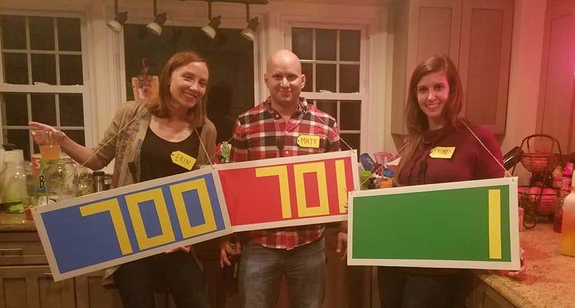 Price is Right Costume
