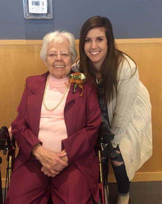 Grandma 90th Bithday