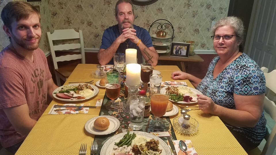 Thanksgiving, family