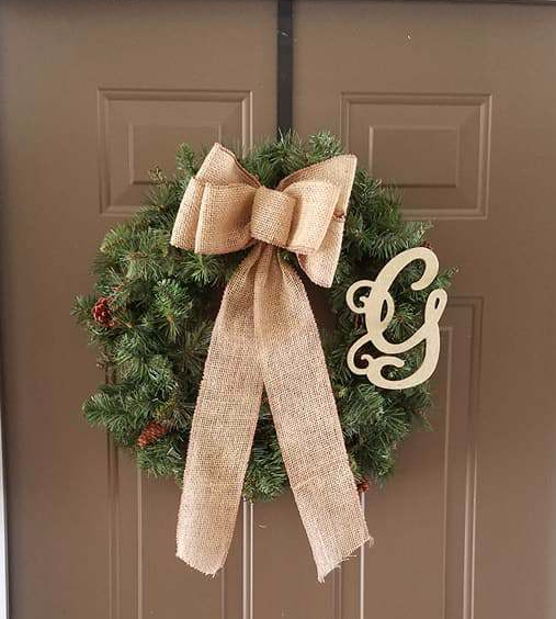 christmas decor, christmas wreath